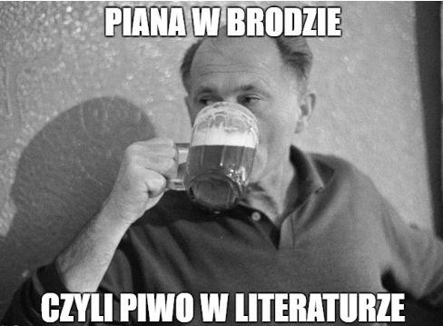 piwo w literaturze