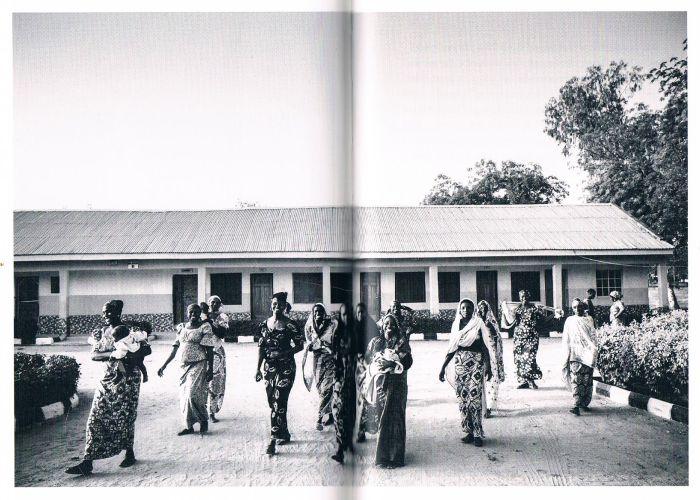 Bohaterki reportażu Bauera - kobiety ocalałe z niewoli Boko Haram