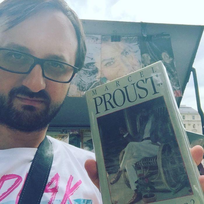 Marcel Proust Czas odnaleziony
