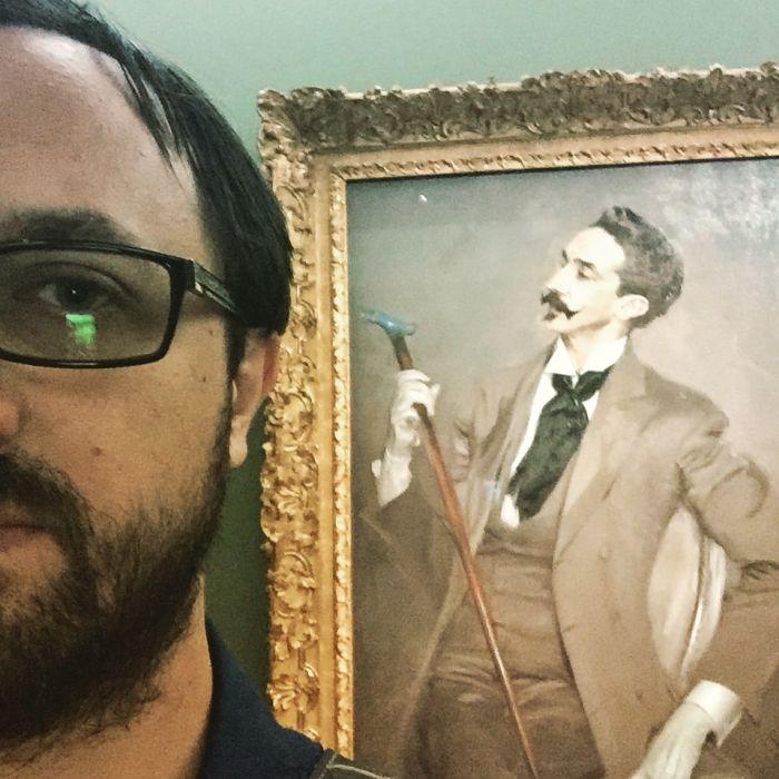 Z cyklu: podróże z Proustem. Selfie z prototypem barona de Charlus