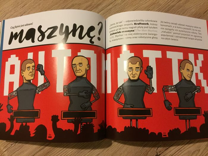 M.U.Z.Y.K.A. Kraftwerk