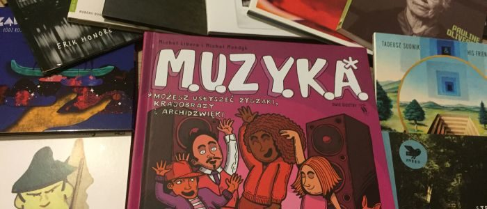 """Zrób sobie zespół, czyli """"M.U.Z.Y.K.A."""" M. Libery i M. Mendyka"""
