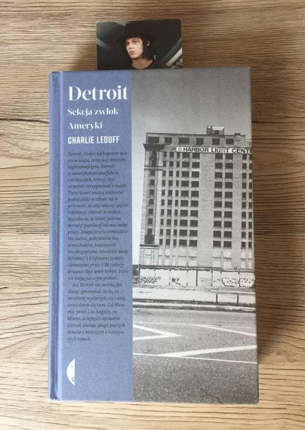 Detroit Sekcja zwłok Ameryki recenzja