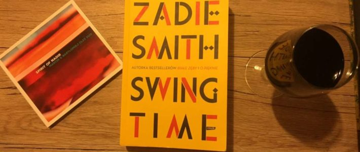 zadie smith swing time cover