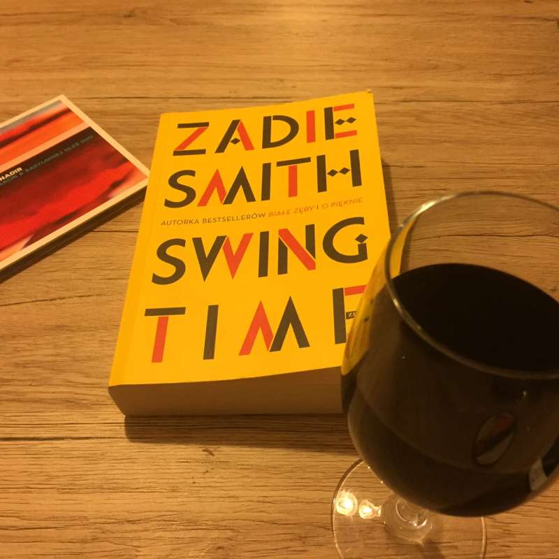 zadie smith swing time review
