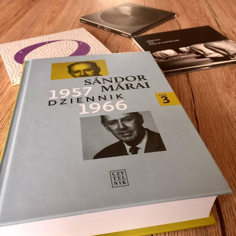 Marai Dziennik 1957-1966 recenzja