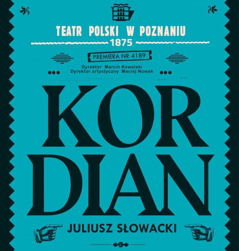 Kordian Teatr Polski w Poznaniu
