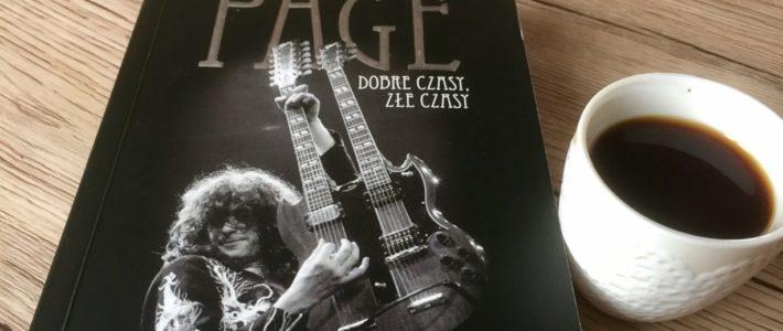 Dobre czasy, złe czasy, czyli biografia Jimmy'ego Page'a