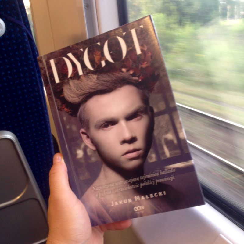 Małecki Dygot | Literatura sautée