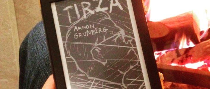 """Lizaki to czysta chemia, czyli """"Tirza"""" Arnona Grunberga"""