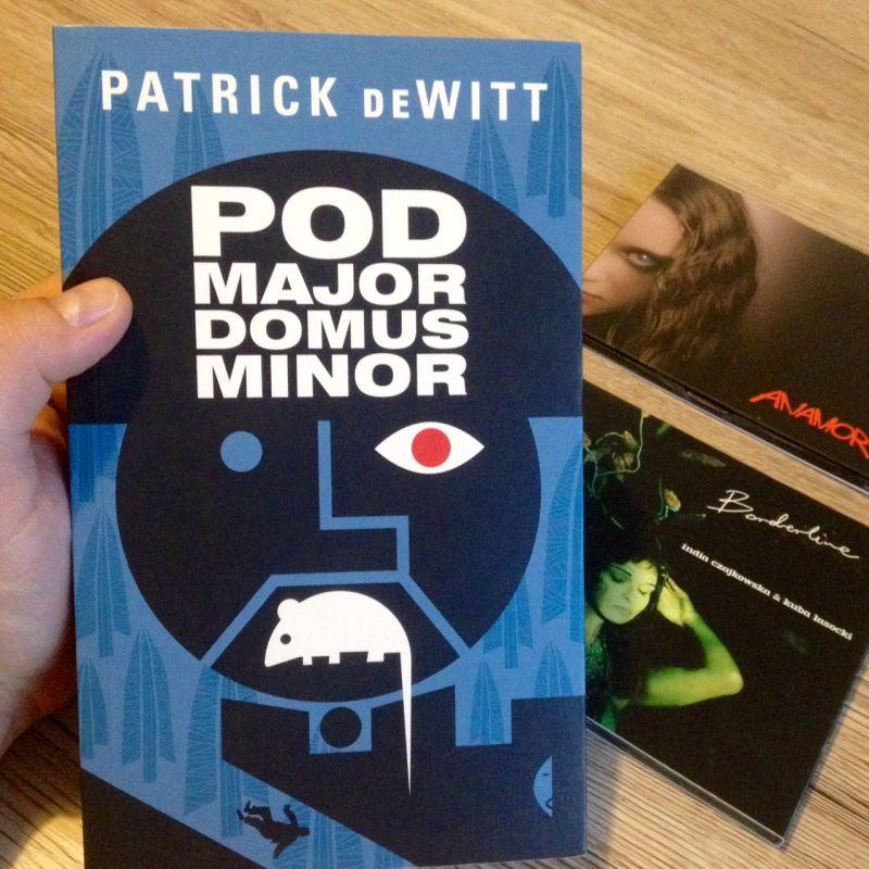 Patrick DeWitt - Podmajordomus Minor