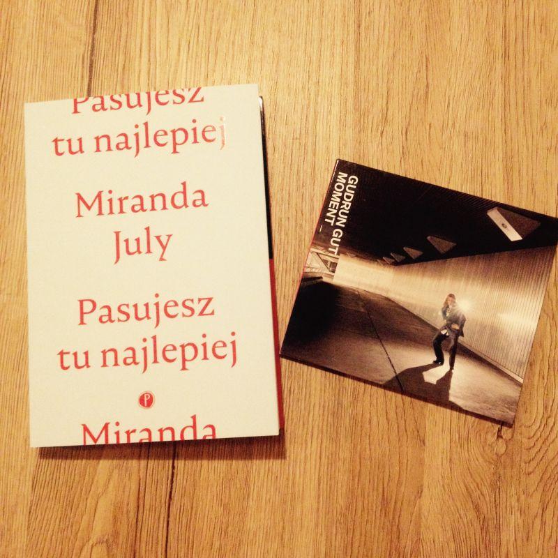 Miranda July - Pasujesz tu najlepiej