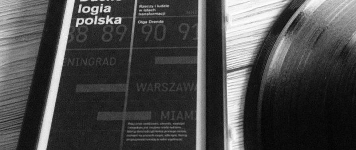 "Tylko Manhattan, czyli ""Duchologia polska"" Olgi Drendy"