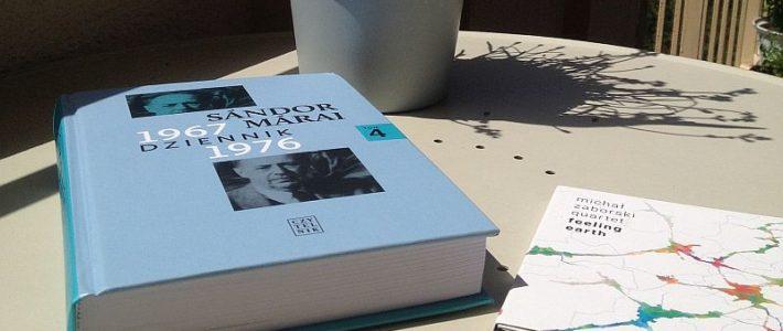 """Bez fanatyzmu, czyli """"Dziennik 1967–1976"""" Sándora Máraiego"""
