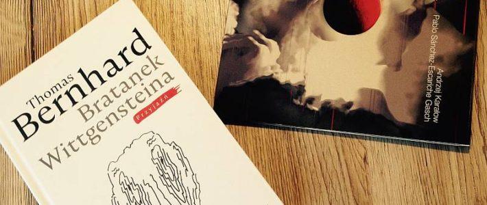 "Unikać literatury, czyli ""Bratanek Wittgensteina"" Thomasa Bernharda"
