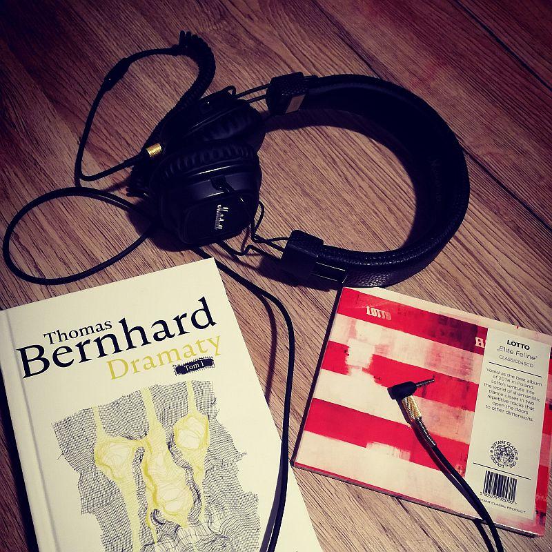 Bernhard - Dramaty, t. 1