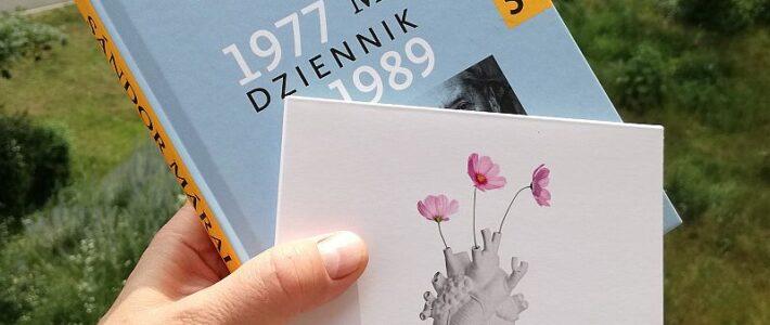 """Notki z ery Reagana, czyli """"Dziennik 1977–1989"""" Sándora Máraiego"""