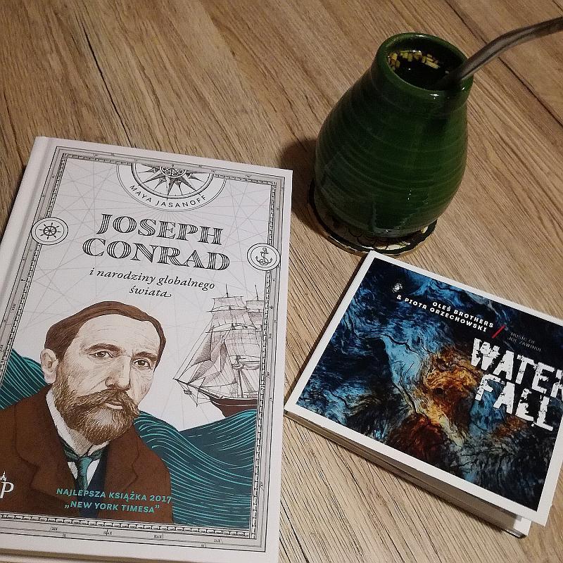Jasanoff - biografia Conrada recenzja