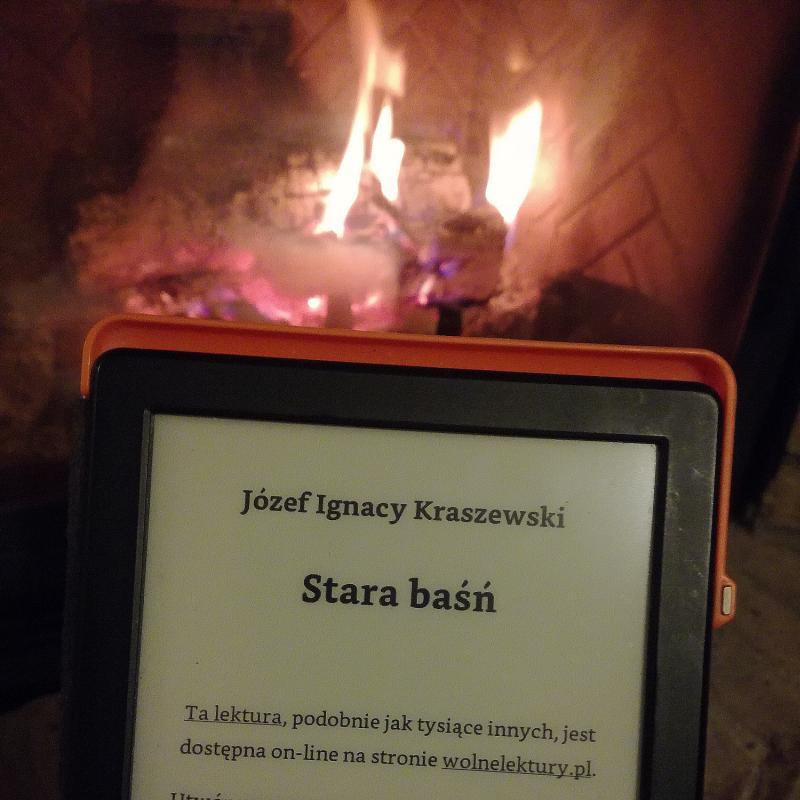 Kraszewski - Stara baśń recenzja