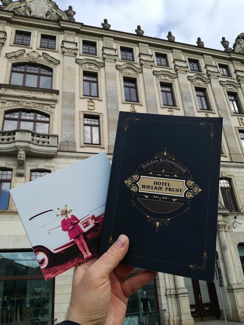 Hotel Wielkie Prusy