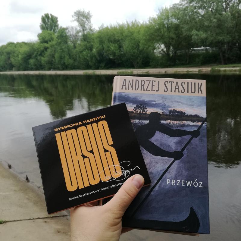 Stasiuk, Przewóz - recenzja