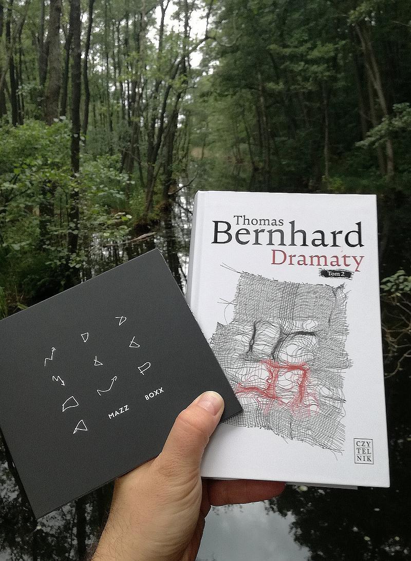 "Bernhard ""Dramaty. Tom 2"""